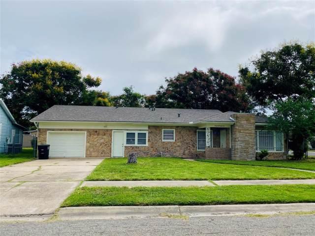 4226 Dinn Street, Corpus Christi, TX 78415 (MLS #74827066) :: The Bly Team
