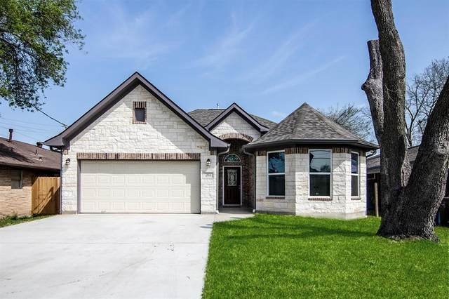 703 Avenue J, South Houston, TX 77587 (MLS #74841391) :: The Sansone Group