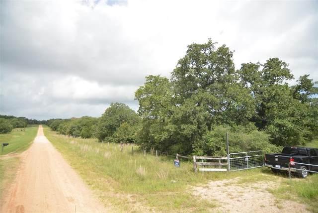 0 Big Buck Road, Weimar, TX 78962 (MLS #7487803) :: Keller Williams Realty
