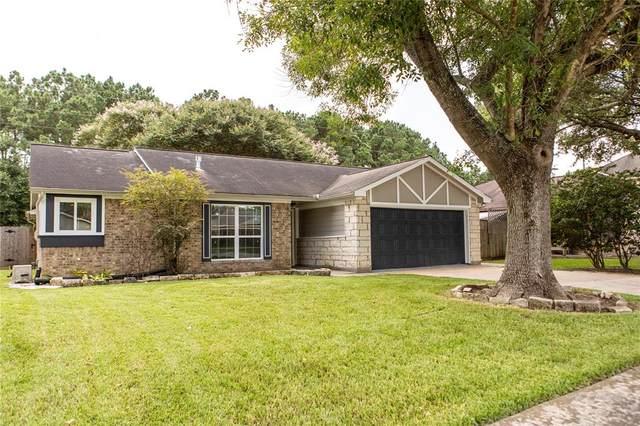 2615 Blue Mist Drive, Sugar Land, TX 77498 (MLS #74985929) :: Caskey Realty