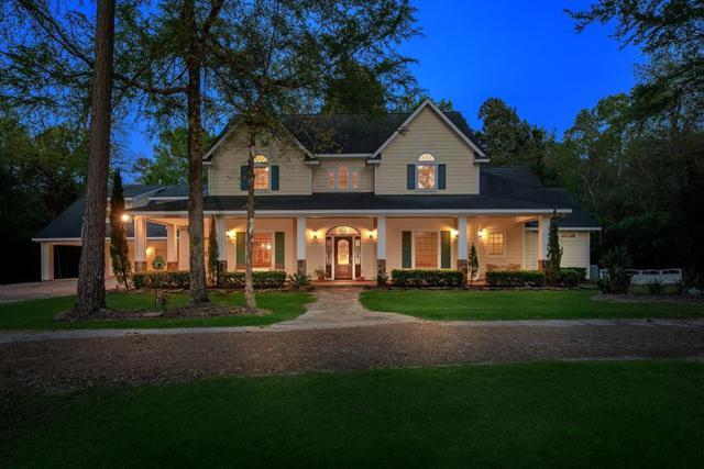 6111 S Trace Drive, Magnolia, TX 77354 (MLS #75060236) :: Fairwater Westmont Real Estate