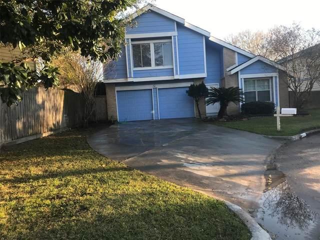 13623 Sunstream Court, Houston, TX 77082 (MLS #7520887) :: The Jennifer Wauhob Team