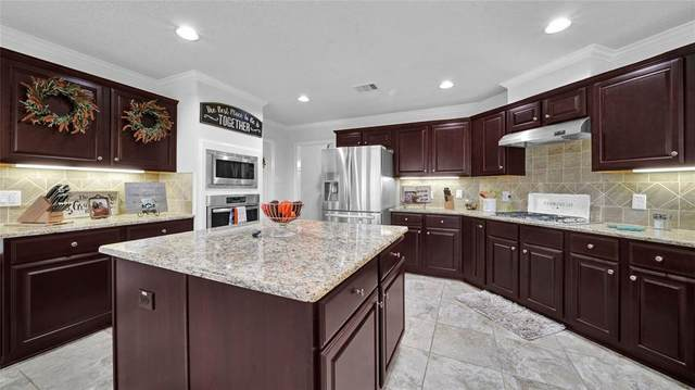 2505 Florence Drive, League City, TX 77573 (MLS #75222933) :: The Freund Group