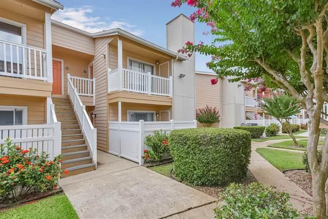3506 Cove View Boulevard #502, Galveston, TX 77554 (MLS #75318050) :: Caskey Realty