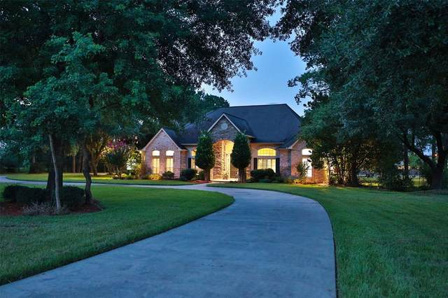 21012 Glen Willow Drive, Tomball, TX 77375 (MLS #75388563) :: The SOLD by George Team