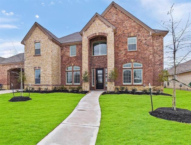 56 Palmero Way, Manvel, TX 77578 (MLS #75407283) :: The SOLD by George Team