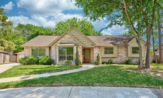1703 Westmere Court, Houston, TX 77077 (#75421553) :: ORO Realty