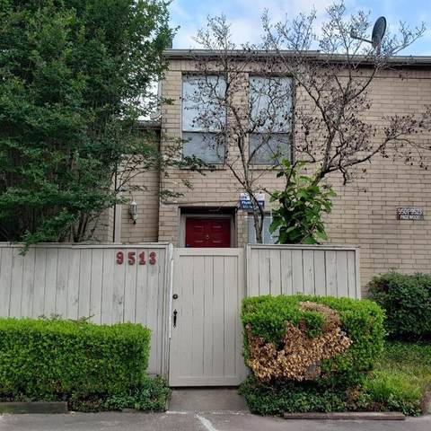 9513 Pagewood Lane, Houston, TX 77063 (MLS #75452982) :: Connect Realty