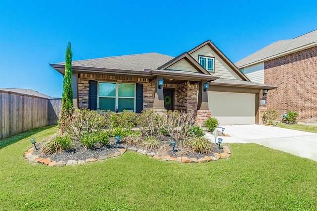 5006 Spring Terrace Lane, Rosharon, TX 77583 (MLS #75478779) :: Christy Buck Team