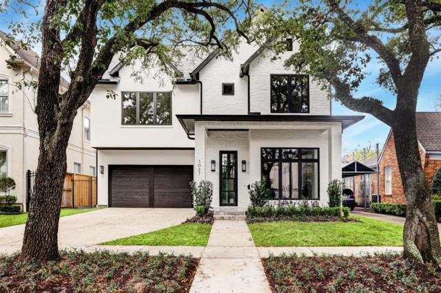 3027 Quenby Avenue, Houston, TX 77005 (MLS #75777867) :: The Bly Team