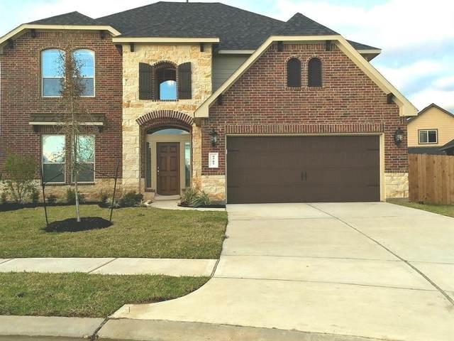 9707 Dry Creek Court, Rosenberg, TX 77469 (MLS #7579278) :: The Sansone Group