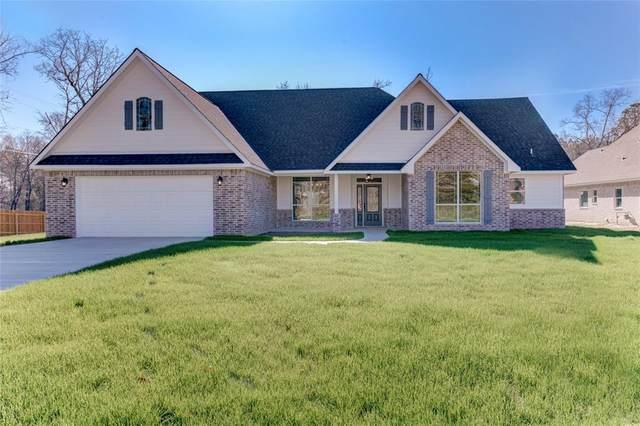 101 Rustic Pines Drive, Lufkin, TX 75904 (MLS #76255078) :: Caskey Realty