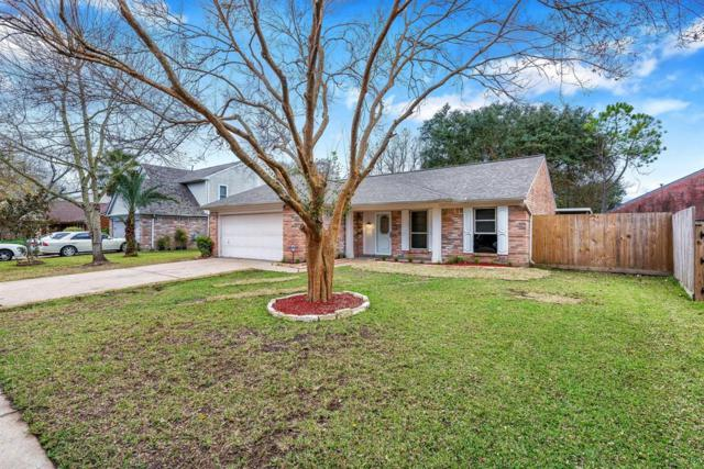 3904 Spring Garden Drive, Pearland, TX 77584 (MLS #76328352) :: Giorgi Real Estate Group