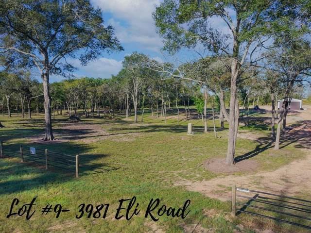 3981 Eli Road, Bellville, TX 77418 (MLS #76434925) :: The Sansone Group