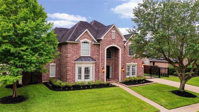 16307 Mahogany Crest Drive, Cypress, TX 77429 (MLS #76443532) :: The SOLD by George Team
