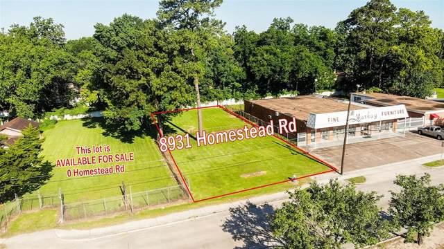 8931 Homestead Rd Road, Houston, TX 77016 (MLS #76461172) :: The Heyl Group at Keller Williams