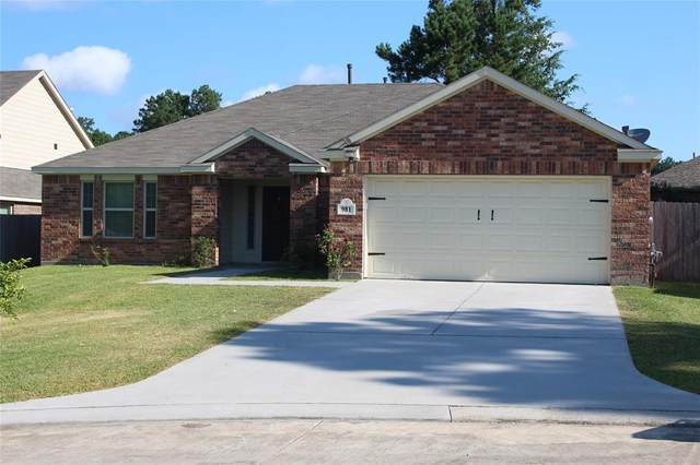 981 Arbor Crossing, Conroe, TX 77303 (MLS #76686887) :: Christy Buck Team