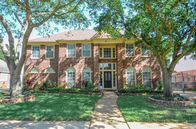 4214 Lake Terrace Court, Missouri City, TX 77459 (MLS #76690612) :: Caskey Realty