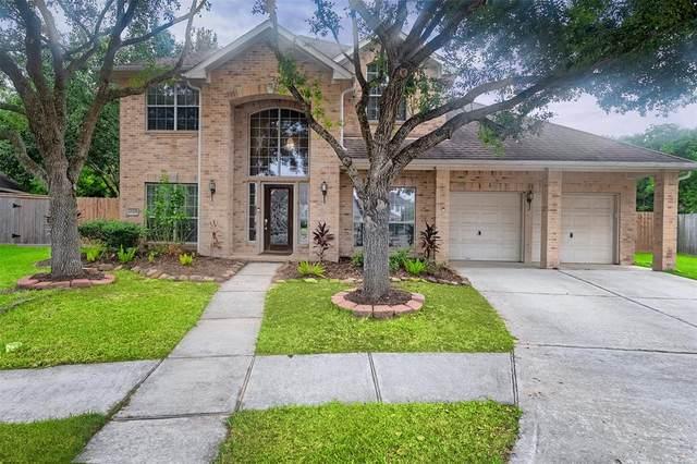 2119 Water Way, Seabrook, TX 77586 (MLS #76794239) :: Ellison Real Estate Team