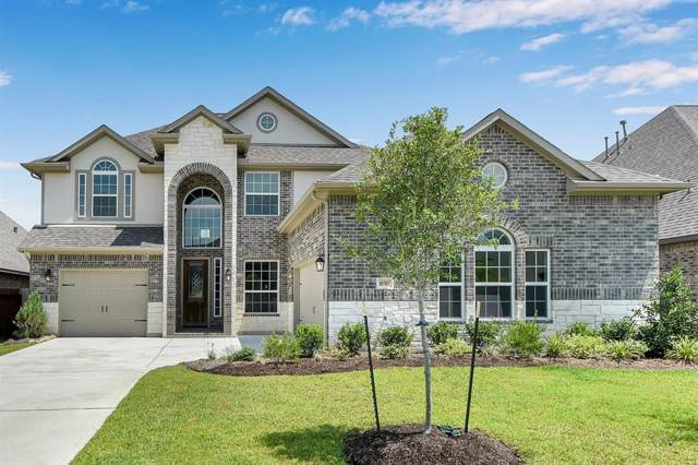 10707 Silver Shield Way, Tomball, TX 77375 (MLS #76848079) :: The Queen Team
