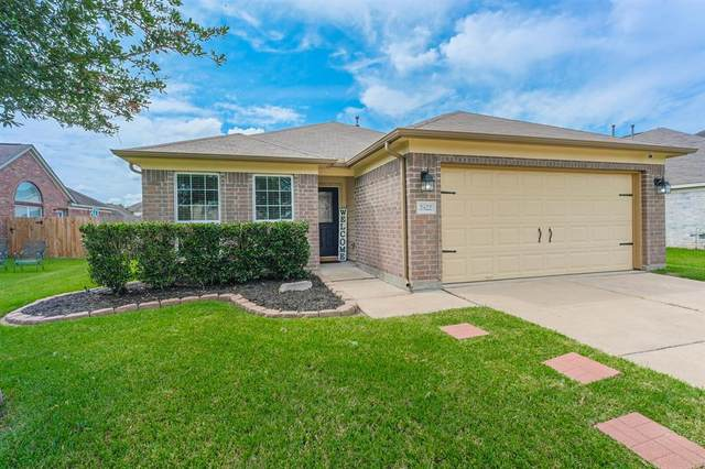 2822 Meadowbrook Lane, Rosenberg, TX 77471 (MLS #76901805) :: The Sansone Group