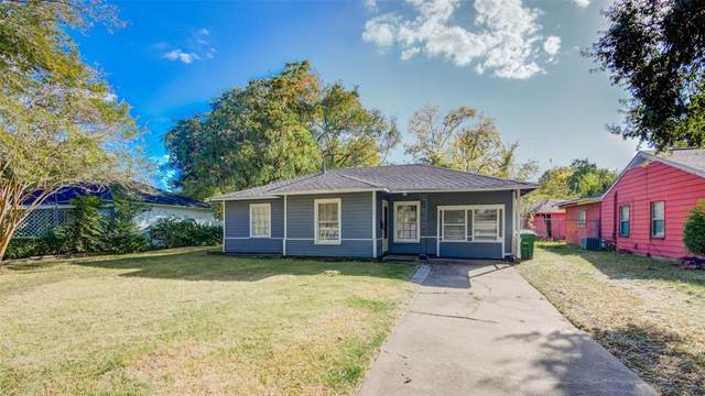 3926 Alberta Street, Houston, TX 77021 (MLS #76968429) :: Ellison Real Estate Team