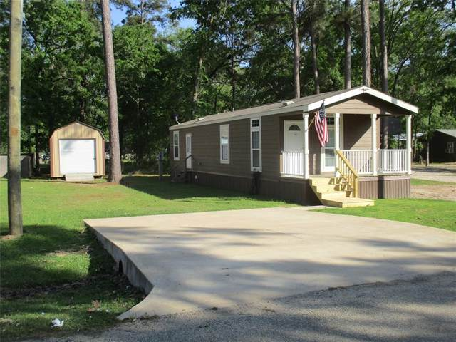 151 Tobago Lane, Point Blank, TX 77364 (MLS #77175093) :: The Home Branch