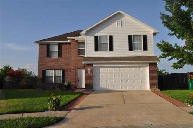 5403 S Mckinley Court S, Pearland, TX 77584 (MLS #77225622) :: The Heyl Group at Keller Williams