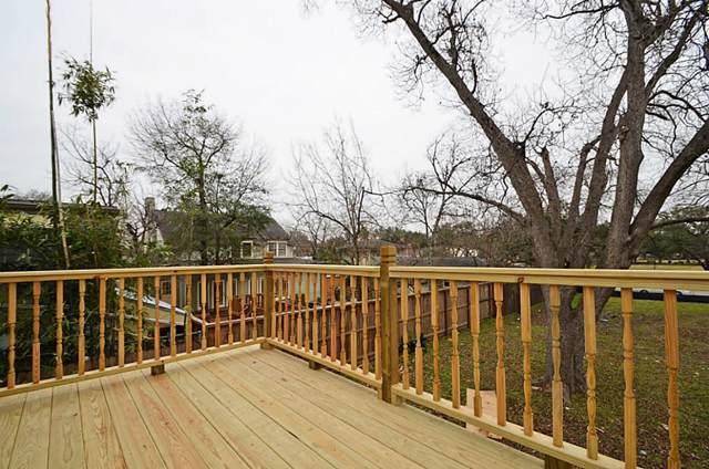 4916 Jackson Street A, Houston, TX 77004 (MLS #77323709) :: Giorgi Real Estate Group