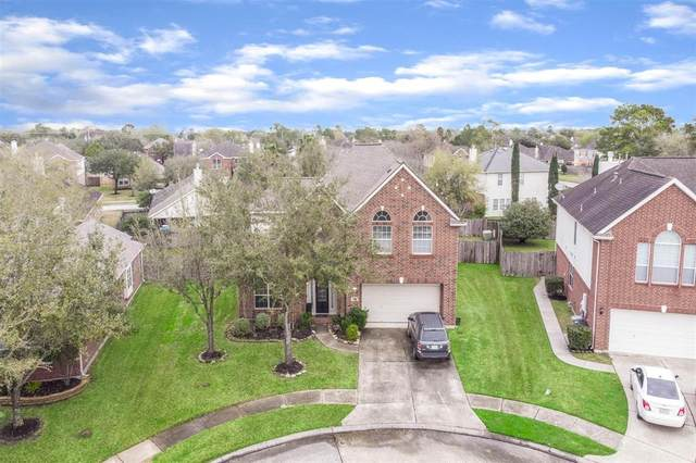 2604 Shear Water Ct, League City, TX 77573 (MLS #77434809) :: The Bly Team