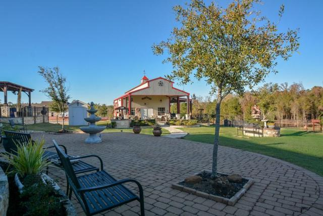 4482 N Duck Creek Road, Cleveland, TX 77328 (MLS #77509005) :: The SOLD by George Team