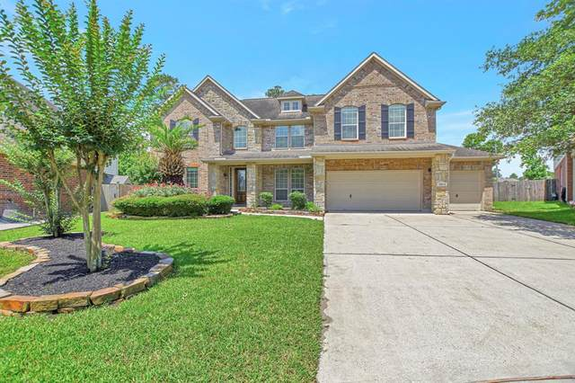 30615 Hackinson Drive, Spring, TX 77386 (MLS #77668379) :: The SOLD by George Team
