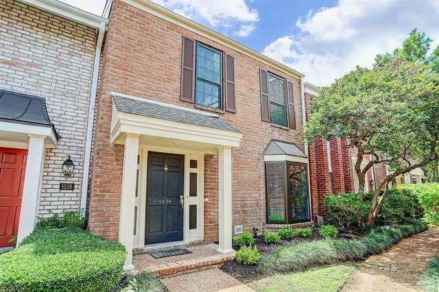 1036 Augusta Drive, Houston, TX 77057 (MLS #77722878) :: Connect Realty