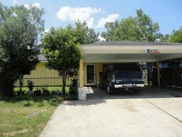 4113 Edison Street, Houston, TX 77009 (MLS #77750339) :: Magnolia Realty