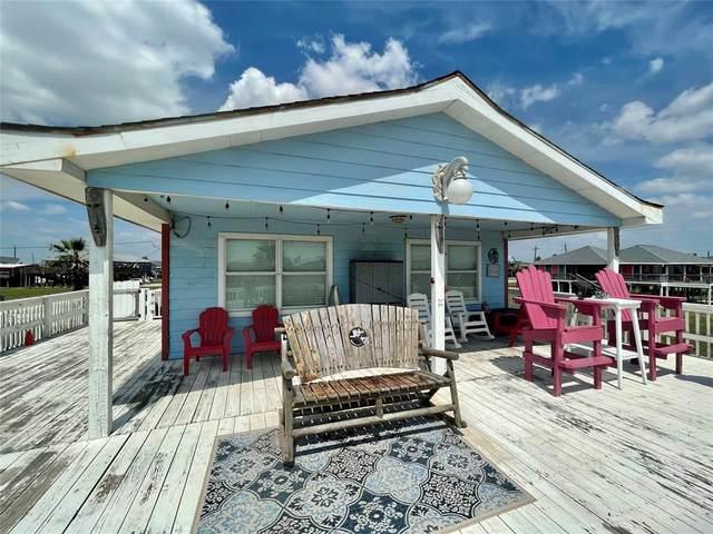 918 Seashell Drive, Surfside Beach, TX 77541 (MLS #77796815) :: Caskey Realty