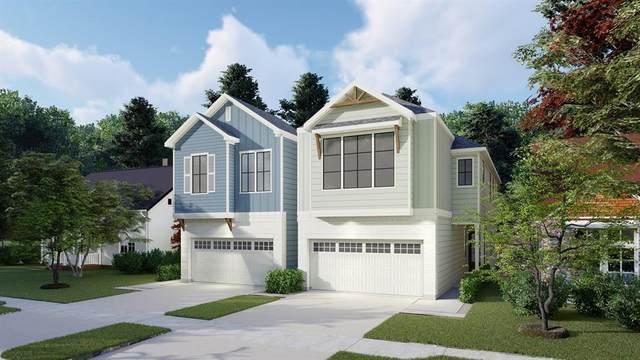4705 Feagan Street A, Houston, TX 77007 (MLS #77818320) :: Christy Buck Team