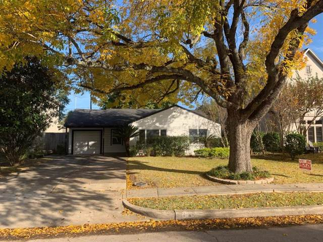 4612 Holt Street, Bellaire, TX 77401 (MLS #78037130) :: NewHomePrograms.com LLC