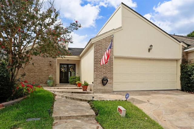 12800 Briar Forest Drive #154, Houston, TX 77077 (MLS #78138366) :: The Heyl Group at Keller Williams