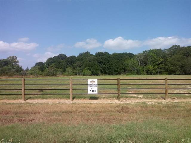 4285 Eli Road, Bellville, TX 77418 (MLS #78338391) :: Connect Realty
