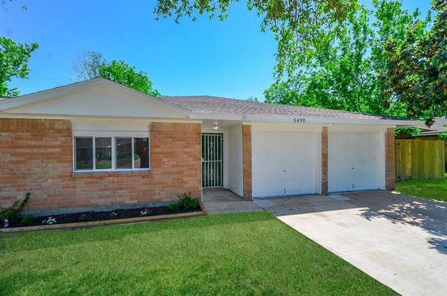 5430 Osprey Drive, Houston, TX 77048 (MLS #78377409) :: Texas Home Shop Realty