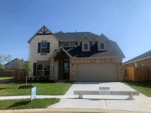 107 Hollow Terrace Court, Tomball, TX 77375 (MLS #78449606) :: The Queen Team