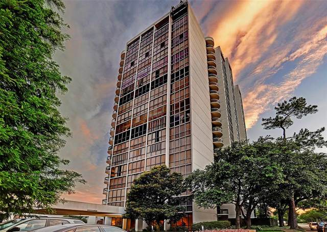 5001 Woodway Drive #802, Houston, TX 77056 (MLS #78450849) :: All Cities USA Realty