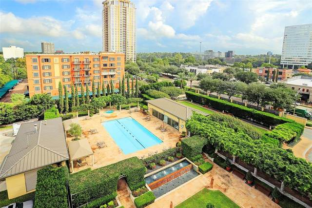 1100 Uptown Park #74, Houston, TX 77056 (MLS #78572912) :: The SOLD by George Team