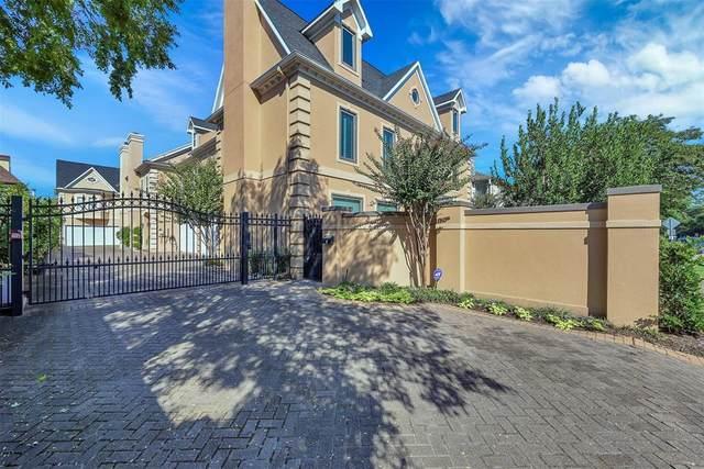 1718 Nantucket Drive A, Houston, TX 77057 (MLS #78754813) :: Caskey Realty