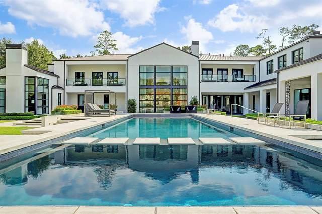 9030 Sandringham Drive, Houston, TX 77024 (MLS #78811427) :: My BCS Home Real Estate Group