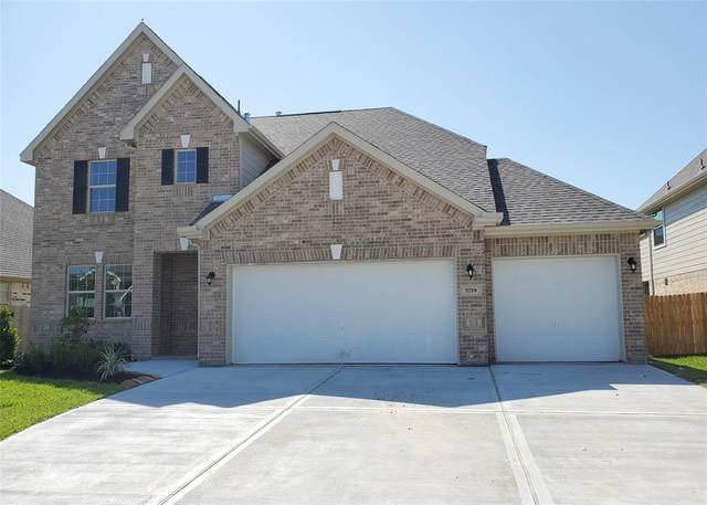 5719 Hillcrest Court, Pasadena, TX 77505 (MLS #79089646) :: The Queen Team