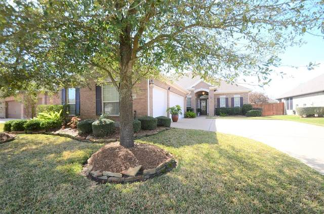 9111 Lake Lewisville Court, Cypress, TX 77433 (MLS #79134719) :: The Jill Smith Team