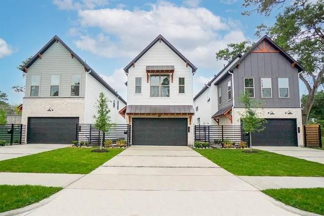 1523 Baggett Lane C, Houston, TX 77055 (MLS #79573426) :: Connell Team with Better Homes and Gardens, Gary Greene