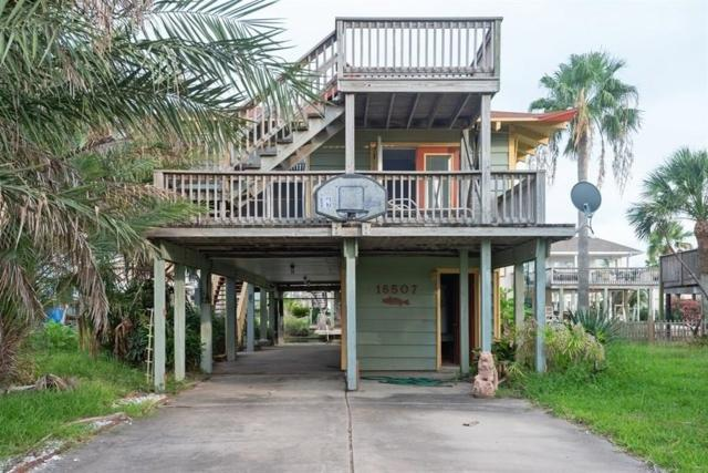 16507 Jamaica Cove Road, Galveston, TX 77554 (MLS #7969589) :: The Johnson Team