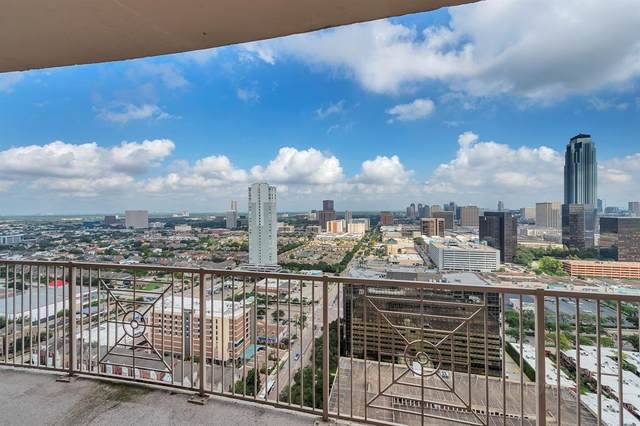 3505 Sage Road #2805, Houston, TX 77056 (MLS #79726270) :: Caskey Realty